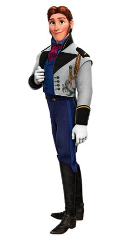 Prince Hans, Frozen