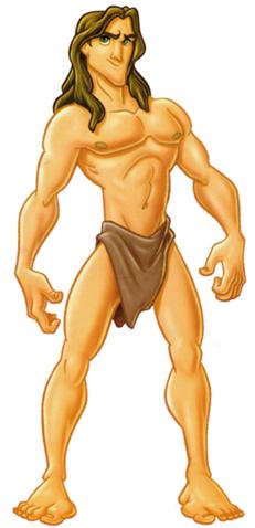 Tarzan, Tarzan