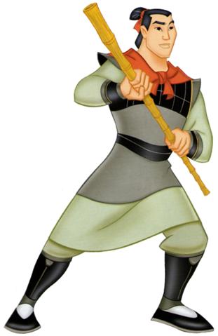 Li Shang, Mulan