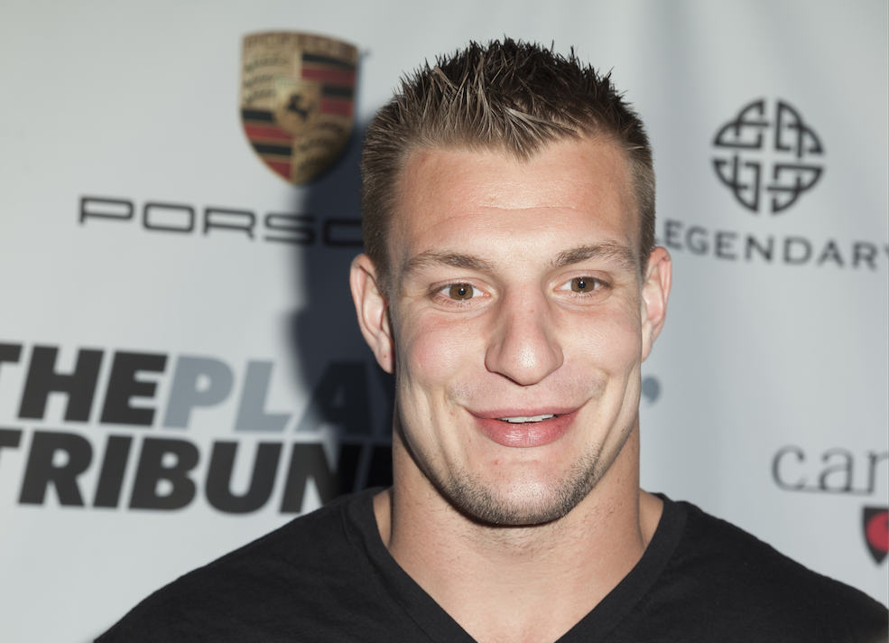 Gronk Hates Crazy Women, Is Likely Never To Date A Sorority Girl