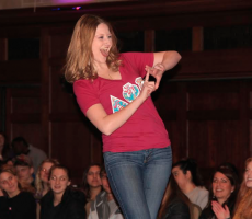 Sorority Fashion Show Defies Stereotypes