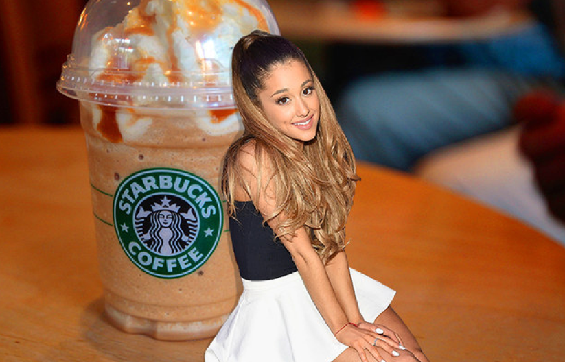 Someone Tried To Order An Ariana Grande And Starbucks Totally Delivered