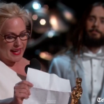 ICYMI: Patricia Arquette Stands Up For Women's Equal Rights At The Oscars -- Meryl Streep Goes Wild