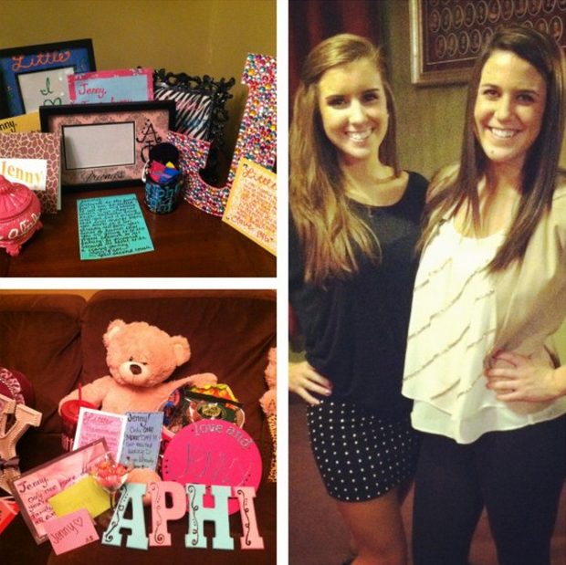 A Guide To Outdoing All The Other Bigs During Big/Little Week