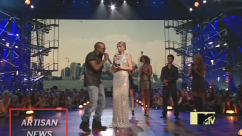 Kanye West And Taylor Swift Going Into The Recording Studio Together