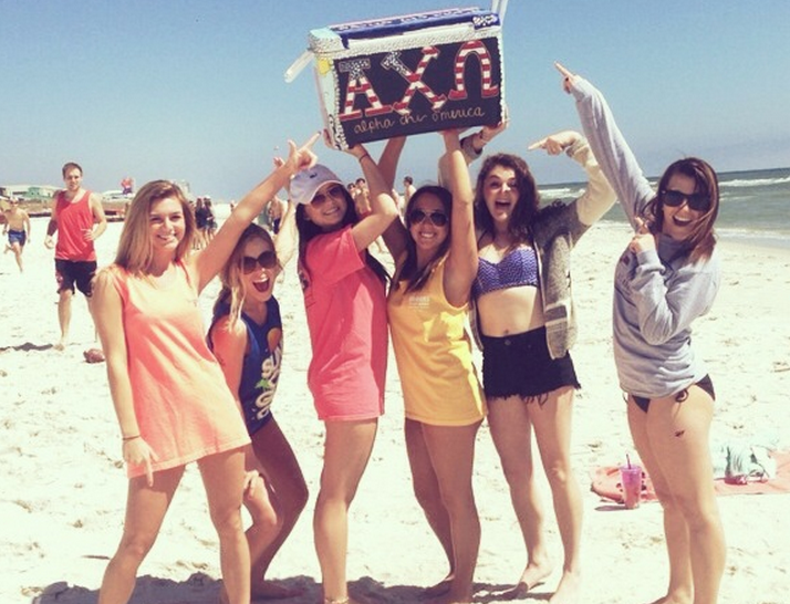 Here's What You Actually Need To Pack For Spring Break