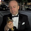 Guy Pretends to win Oscar