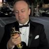 Guy Pretends to win Oscar