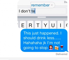 New App Will Allow You To Take Back Your Messages