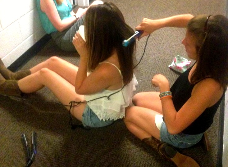 The 5 Types Of Girls You Might Become When Getting Ready To Go Out