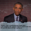 Here's The Leader Of Our Nation Reading Mean Tweets About Himself