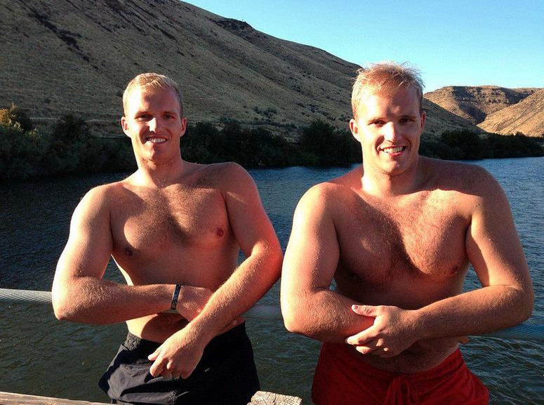 Army Officer Wants To Find His Twin Brother A Date To The Ball