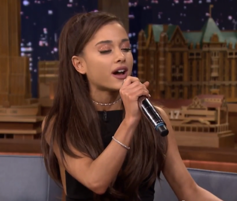 Ariana Grande's Celine Dion Impression Is So Unbelievable You'll Want To Watch It Again