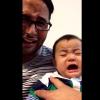 Most Emotionally In Depth Baby Gets Upset Whenever His Dad Pretends To Cry