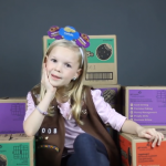 "These Girl Scouts Make a ""Blank Space"" Video To Sell Cookies And It's Both Cute And Terrifying"