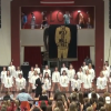 Alpha Chi Omega At Elon University Just Set The Bar With This Jaw Dropping Wolf of Wall Street Inspired Dance