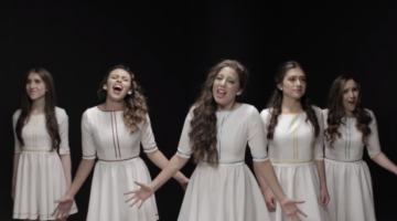 This Beautiful Mash Up Of All The Disney Princess Songs Is Beyond Amazing