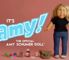 """The """"Amy Schumer Doll"""" Is A Realistic Standard For Girls"""