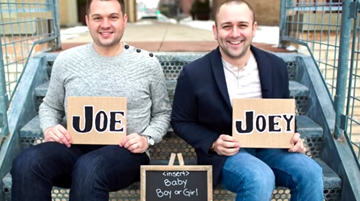 Total Sorority Move – Best Baby Announcement