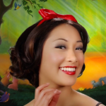 Watch This Girl Transform Into 7 Different Disney Princesses