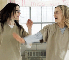 First Date OITNB
