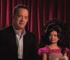 """This """"Toddlers & Tiaras"""" Featuring Tom Hanks And His Daughter Is The By Far The Best One Yet"""
