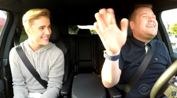 """It's Hard To Hate Justin Bieber After His Totally Down To Earth """"Carpool Karaoke"""""""