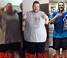 Man Loses Over 400 Pounds And Credits His Success To Taylor Swift