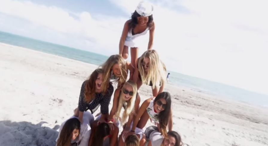 What Your Day Would Look Like If Recruitment Videos Accurately Represented Sorority Life