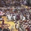 "Watch This High School Graduation Turn Into A Surprise ""Shake It Off"" Flash Mob"