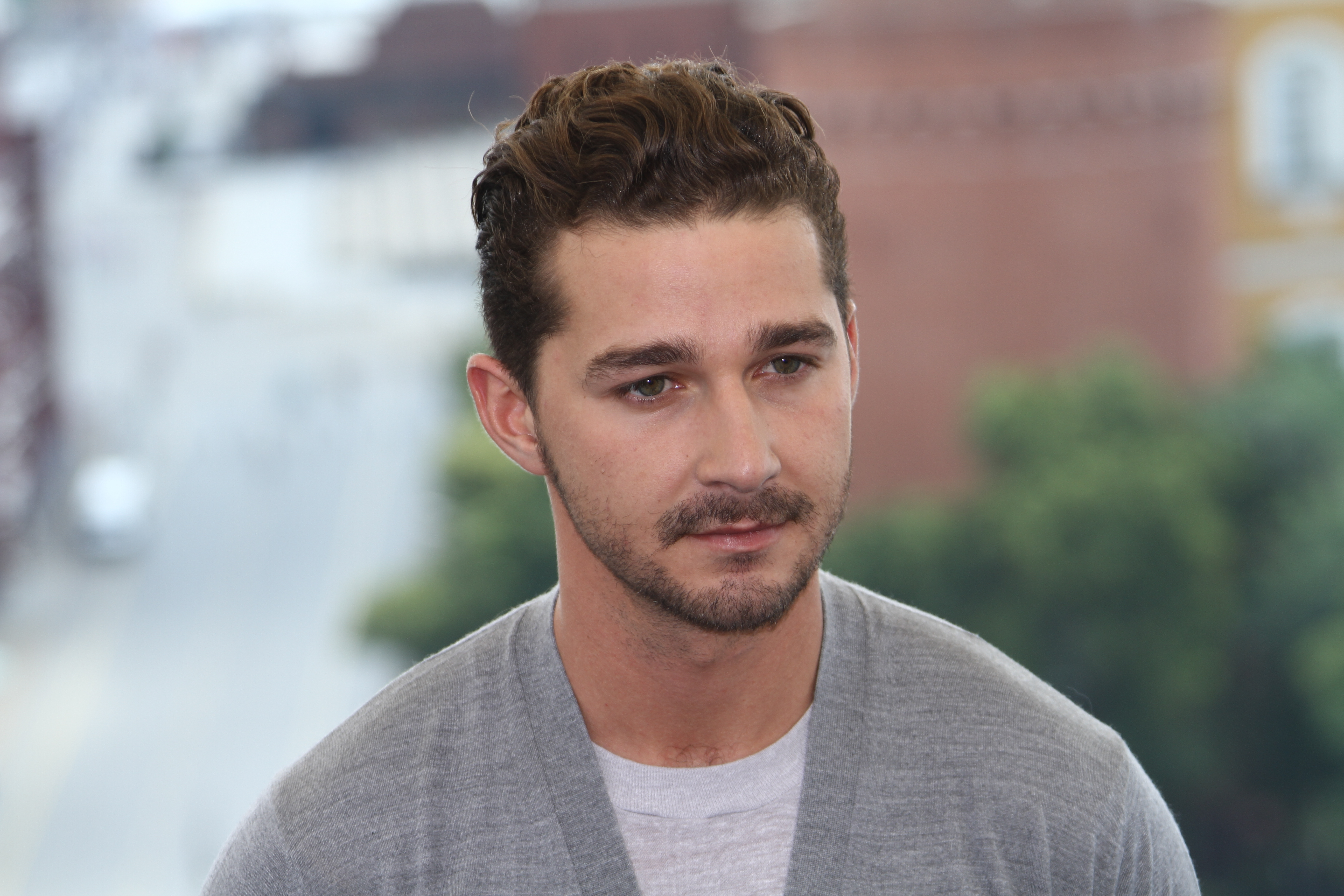Here's An Uncomfortable Video Of Shia LaBeouf Rapping About Mashed Potatoes