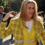 'Clueless' Is Becoming A Musical And We Are Totally Buggin'