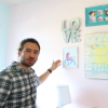 "Dad Totally Nails Hilarious ""MTV Cribs"" Parody of His Baby's Nursery"