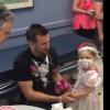 "Hearts Melt Everywhere When Little Girl With Leukemia ""Marries"" Her Favorite Hot Nurse"