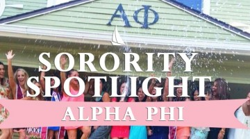Daily Sorority Spotlight: Alpha Phi