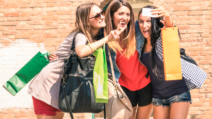 You Can Now Go Shopping With A Selfie