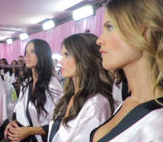 Here's What A Glamorous Day In The Life Of A Victoria's Secret Model Looks Like