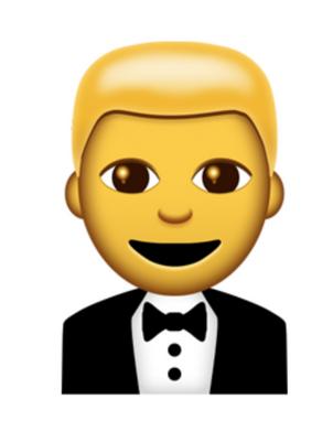 Man In Tuxedo, AKA Formal Date