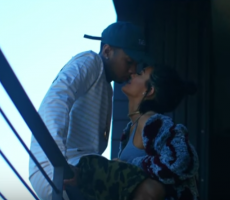Kylie Jenner Stars In Tyga's New Music Video While He Raps About Having Underage Sex With Her