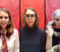 This Taylor Swift Parody Is Every Harry Potter Fan's Dream Come True