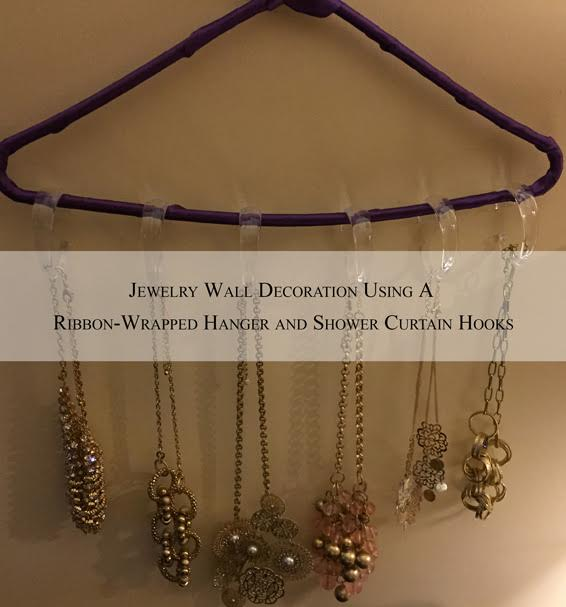 Jewelry Wall Decoration