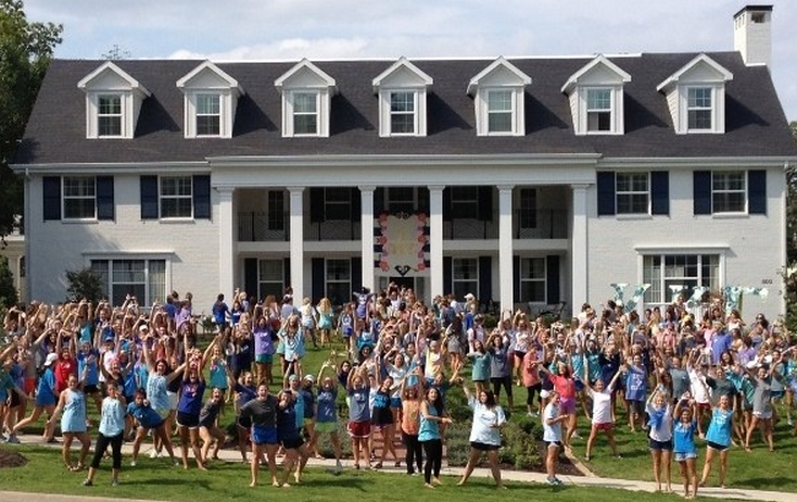 Total sorority move the 11 most beautiful sorority for Southern living login