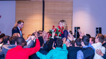 The 12 Girls Who Compete To Be A Fraternity's Sweetheart