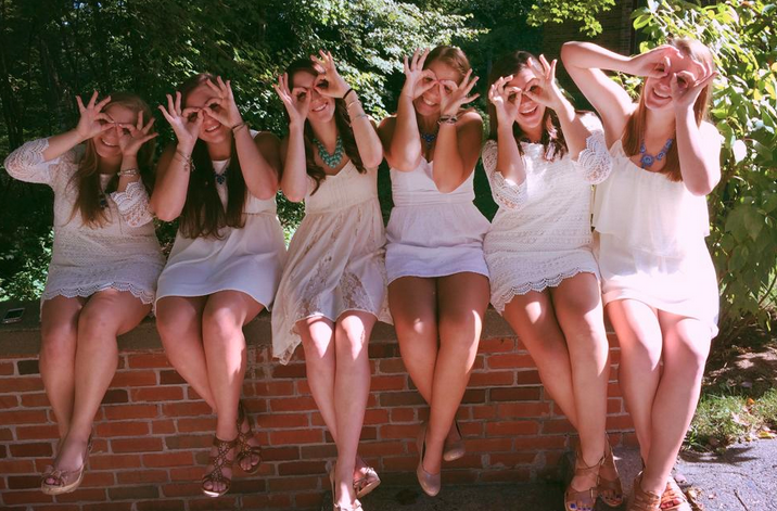Total Sorority Move | The 6 Types Of New Members In Every
