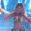 Dancing With The Stars Brought Britney's Iconic VMA Performance Back -- Snake And All