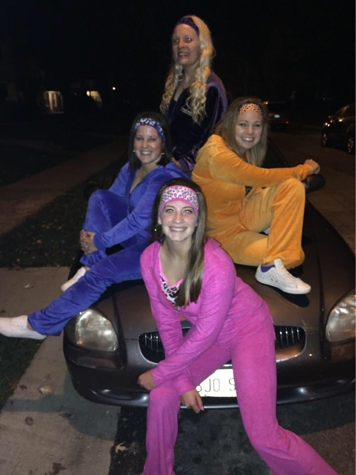 Cheetah Girls Halloween Costume