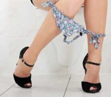 A Girl's Guide To Pooping Like A Ninja