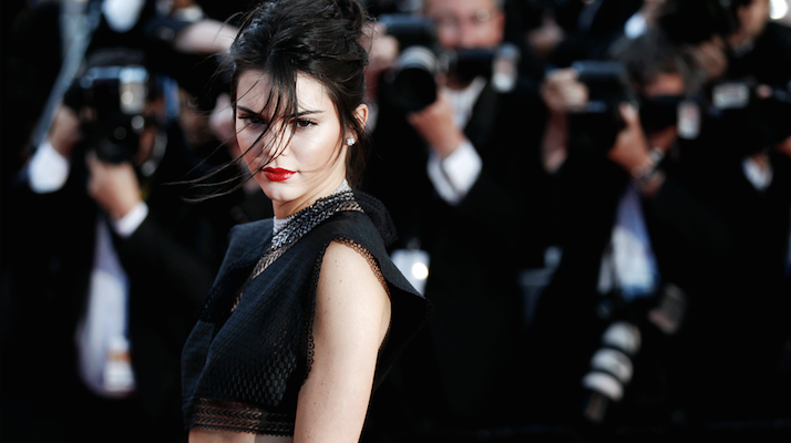 Kendall Jenner Says Her Family Isn't Allowed At Victoria's Secret Fashion Show