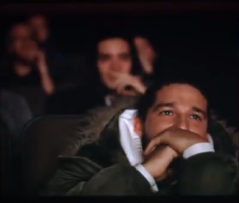 "Shia LaBeouf Watching ""The Even Stevens Movie"" Will Get You All Up In Your Feels"
