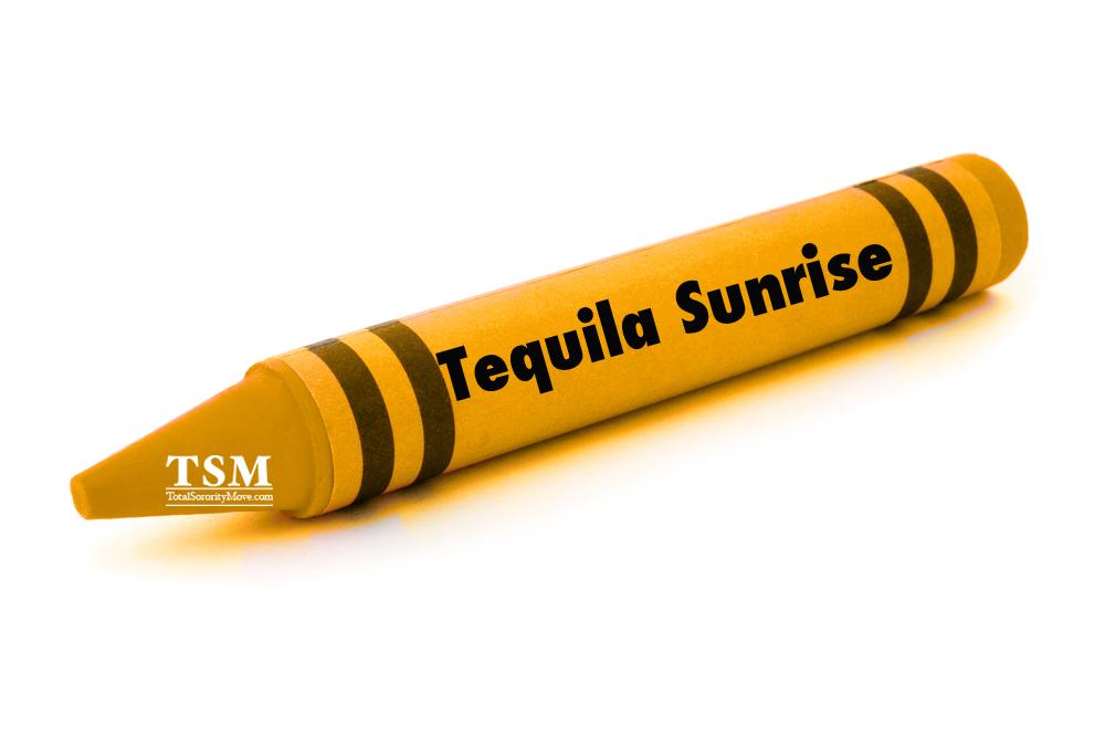 tequilasunrise